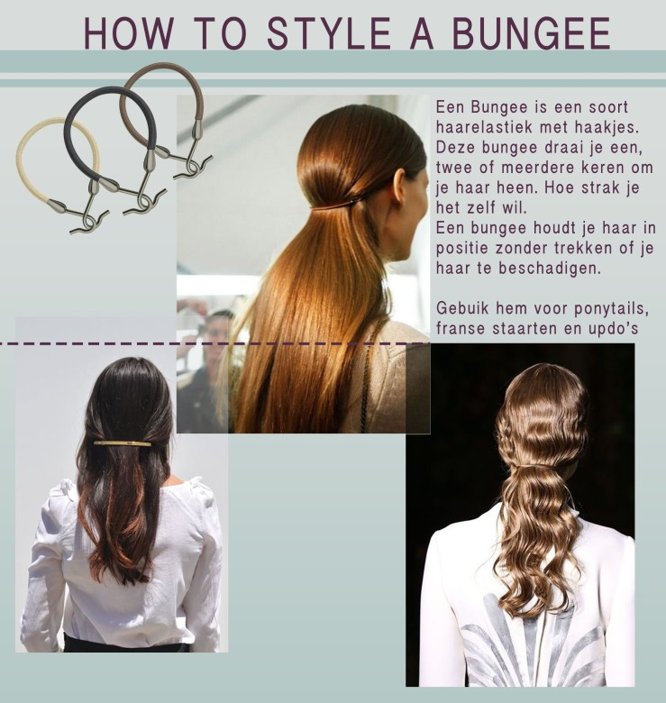 how to style a bungee