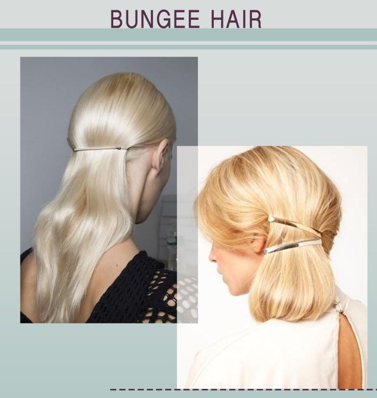 Bungee hair