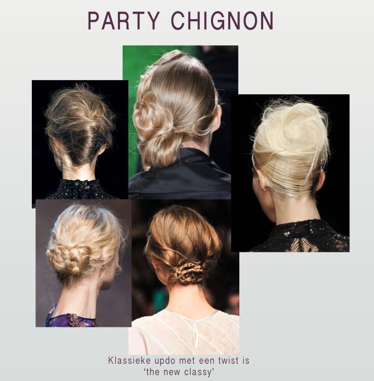 05Party chignon