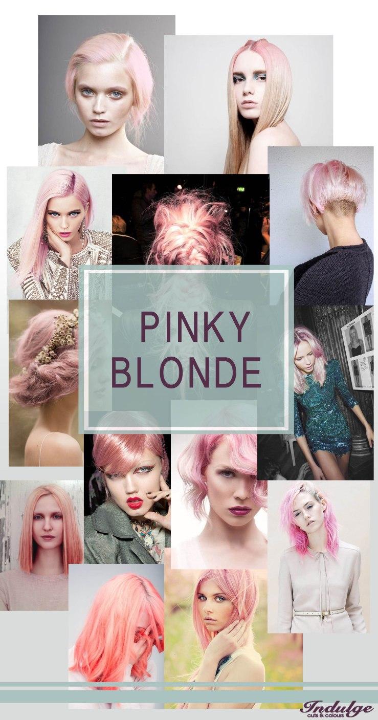 licht roze haar inspiratie indulge